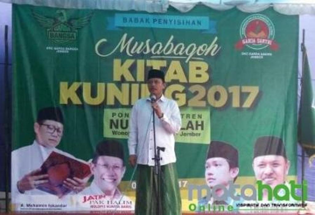 Kitab Kuning Landasan Berpikir Islam Nusantara