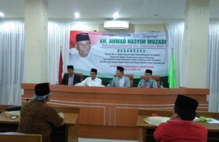 Muhammad Adnan: Kiai Hasyim Orang NU 24 Karat