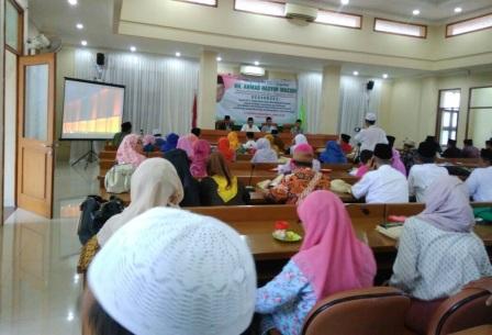 Kelakar Kiai Hasyim saat Mengader Kader Muhammadiyah