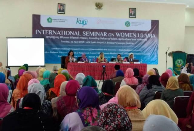 Bushra Qadeem: Perempuan Pakistan Sering Dieksploitasi atas Nama Agama