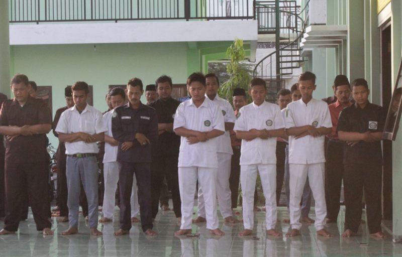 Hukum Sembahyang Dhuha Berjamaah di Sekolah