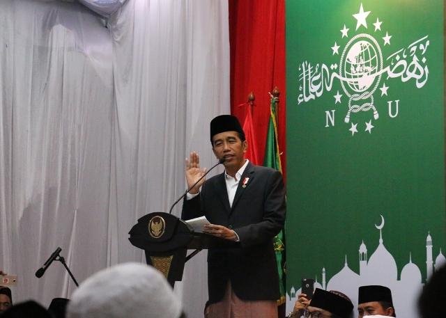Presiden: Kalau Tidak Berani Meloncat, Indonesia akan Tertinggal