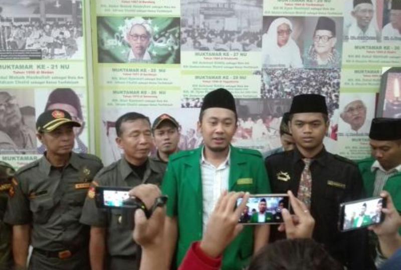 Terpilih Secara Aklamasi, Farid Afif Pimpin GP Ansor Surabaya