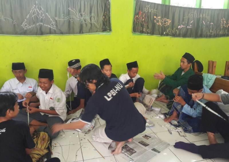 LPBI NU Buka Dua Cabang Bank Sampah Nusantara