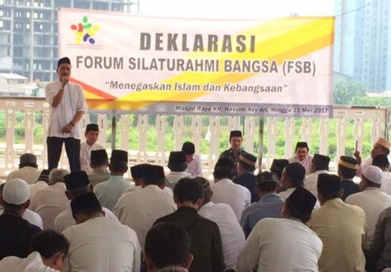 Aksi Intoleran Menguat, Forum Ini Dibentuk di Masjid Raya Hasyim Asyari