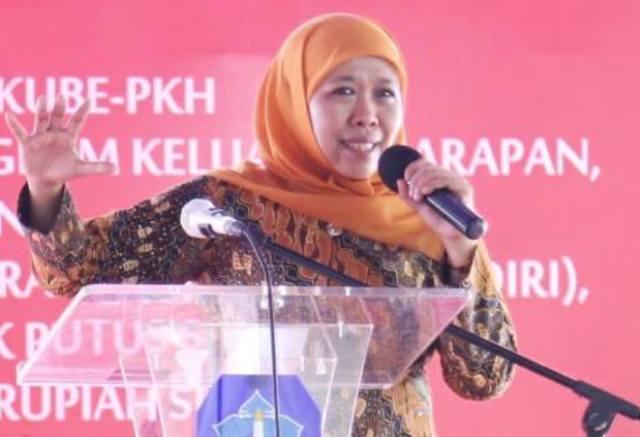 Bom Kampung Melayu, Khofifah: Warga Harap Tenang, Jangan Terpancing