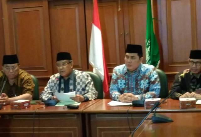 Tujuh Pernyataan Sikap PBNU Terkait Serangan Bom di Kampung Melayu