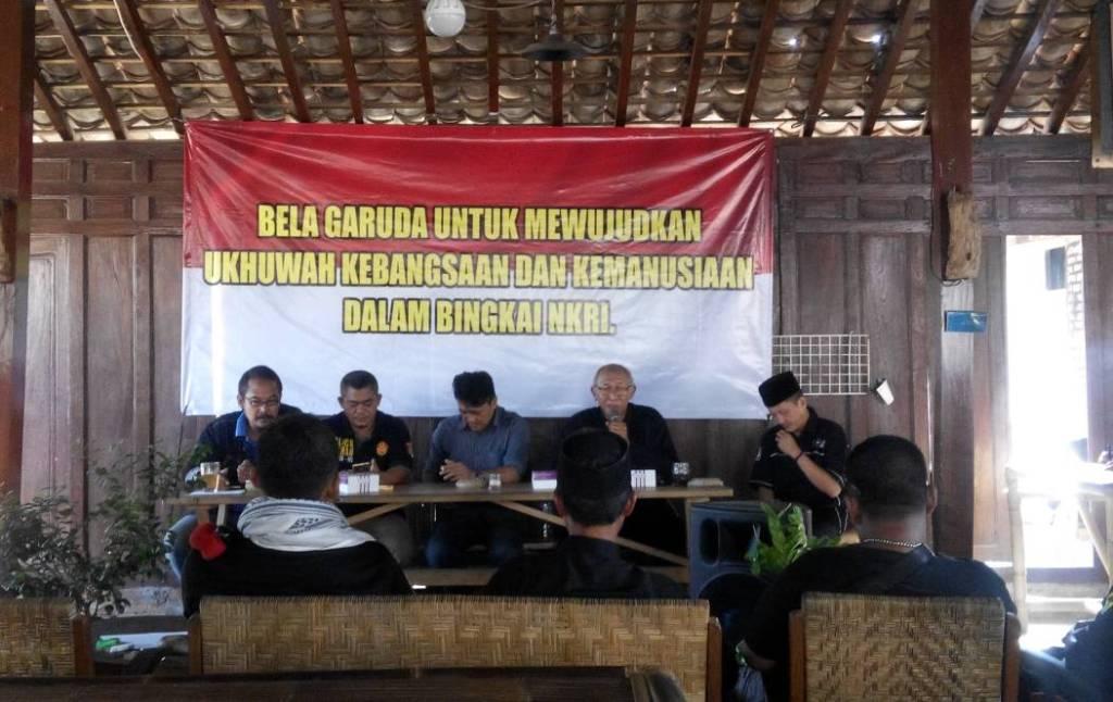 ABG Yogyakarta Dukung Pemerintah Bubarkan HTI