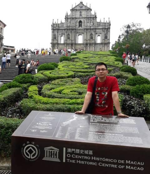 Panas yang Nikmat di Macau saat Berpuasa