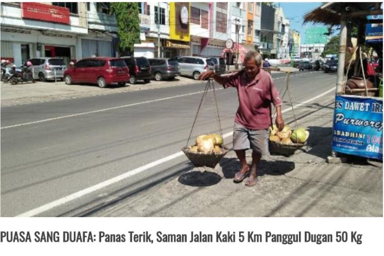 Gandeng Media Lokal, LAZISNU Lampung Adakan Program
