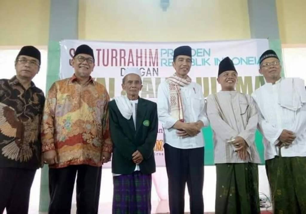 Jokowi: Presiden Afghanistan Kaget Keragaman di Indonesia
