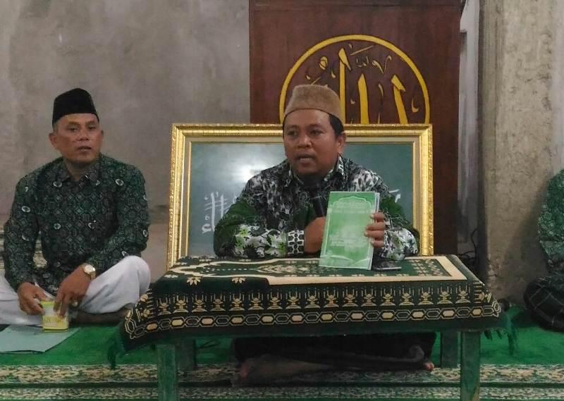 PCNU Pringsewu Terbitkan Buku Khutbah Idul Fitri 1438 H