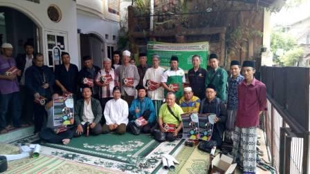 LAZISNU Yogyakarta Dampingi Pembagian Zakat Pesantren Ulul Albab