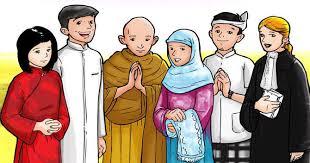 Ini Kunci Perdamaian di Indonesia