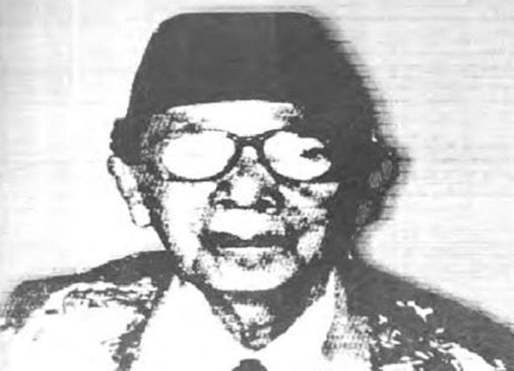 Prof. Soenarjo, Menteri Dalam Negeri dari NU