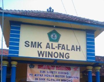 SMK Al-Falah, SMK NU di Pati Kidul dengan Segudang Prestasi.