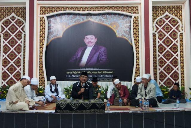Mengenang Buya Basith, Sang Penggerak Zakat Warga Sukabumi