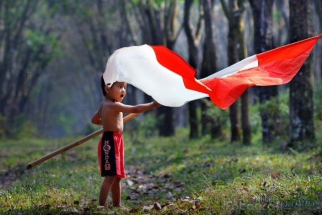 Bumi Merah Putih