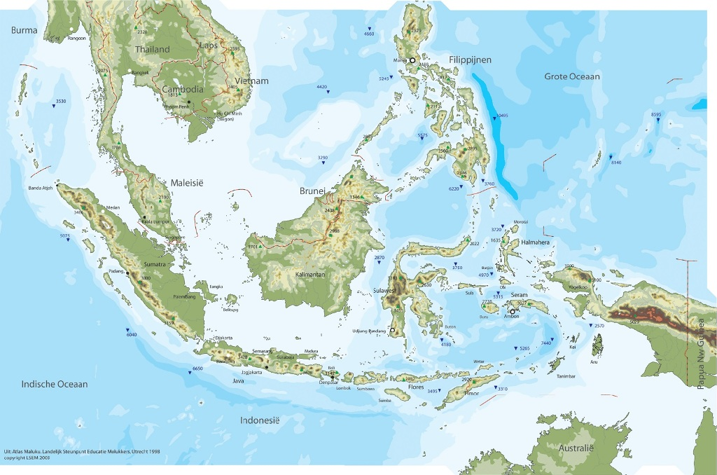 Indonesia Berpotensi Jadi Negara Super Power