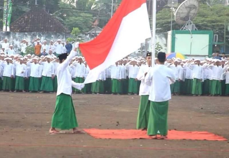 Hukum Menyanyikan Lagu Indonesia Raya