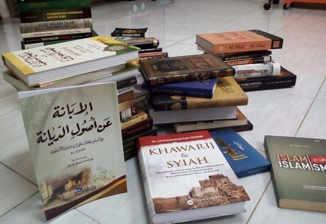 Kejahatan Intelektual Kelompok Wahabi