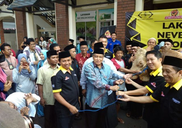 Nusantara Berkurban Bebaskan Masyarakat Pilih Daerah Penyaluran