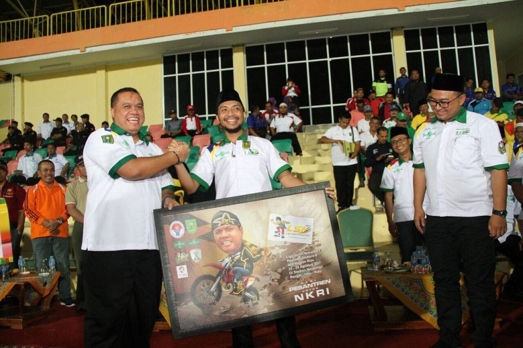 PSSI Riau: Saya Curiga Kemenangan Timnas Menunggu Output Liga Santri