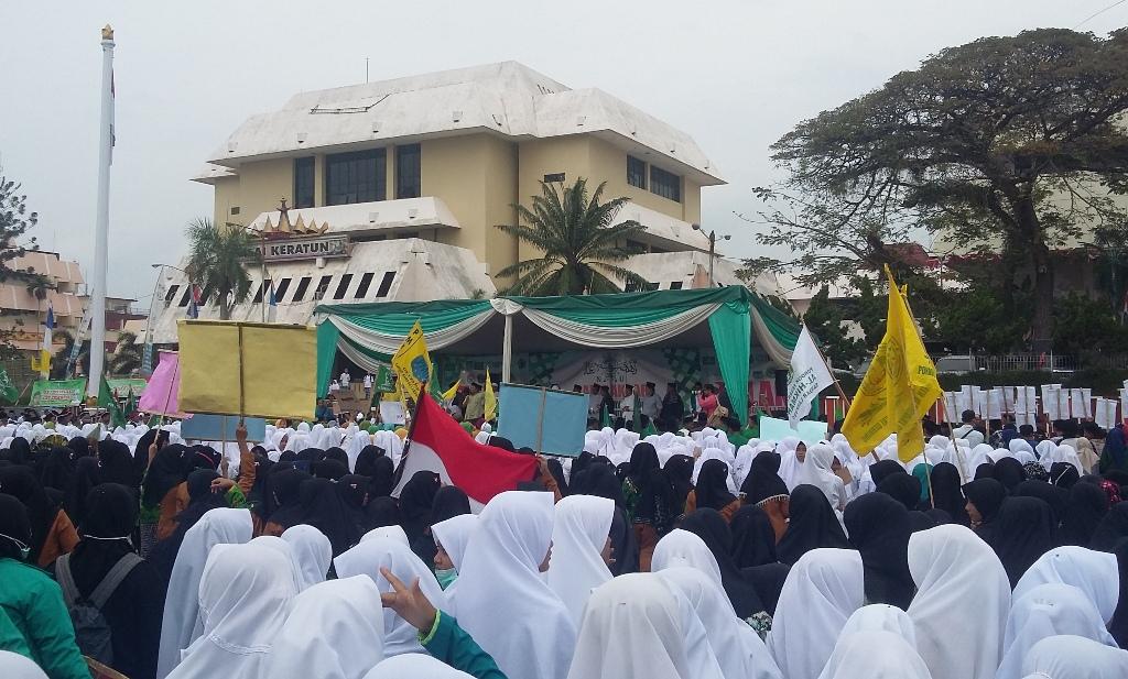 Ketua DPRD Lampung: FDS Kebijakan Tidak Pro Rakyat