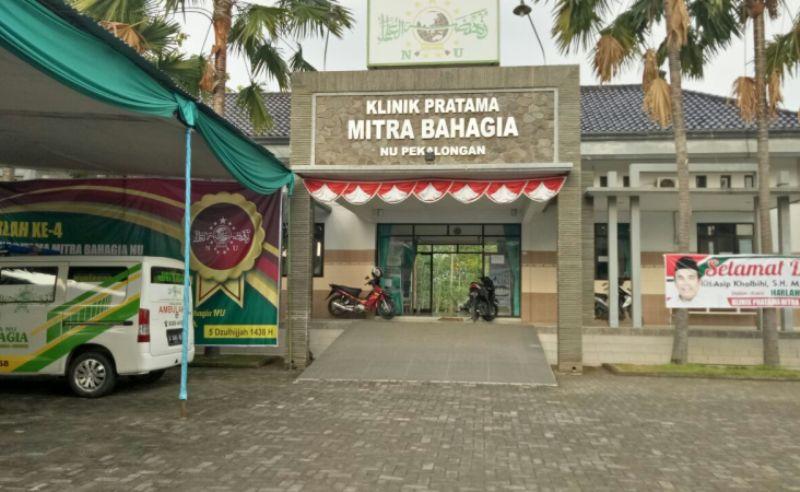 4 Tahun Klinik MWCNU Buaran Pekalongan Layani Kesehatan Masyarakat