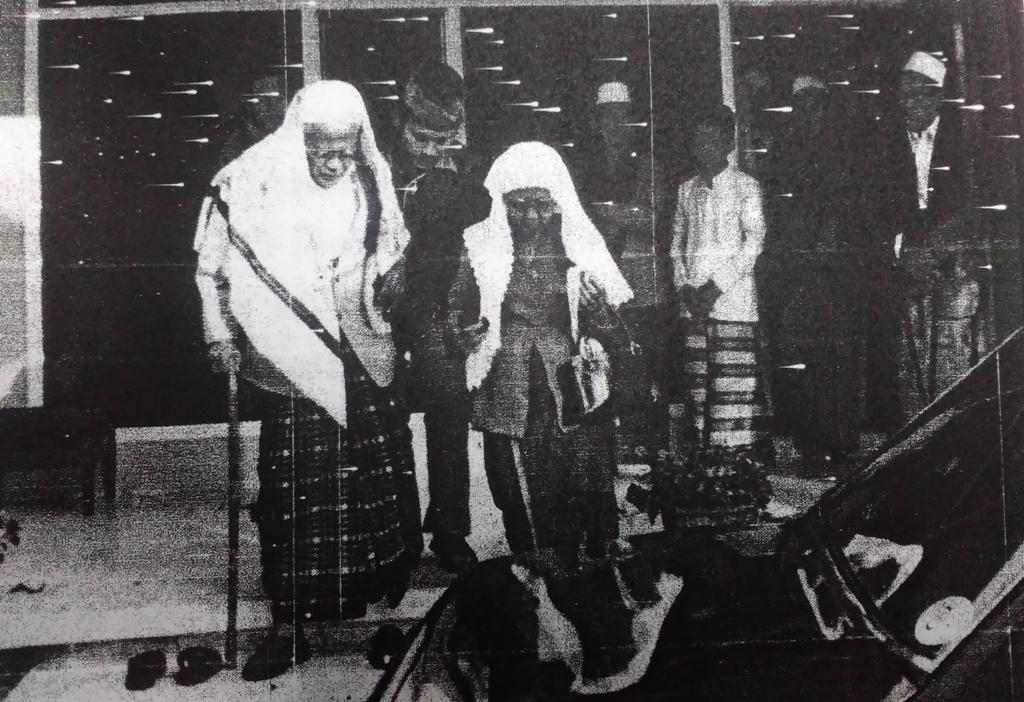 Tiga Habib Satu Kiai Anjurkan Ajengan Syuja'i Masuk NU