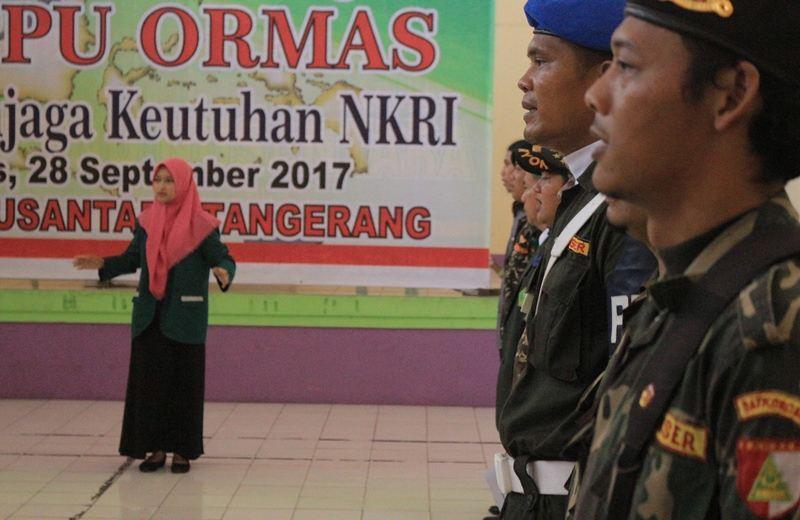 Aliansi Warga Tangerang Deklarasi Dukung Perppu Ormas