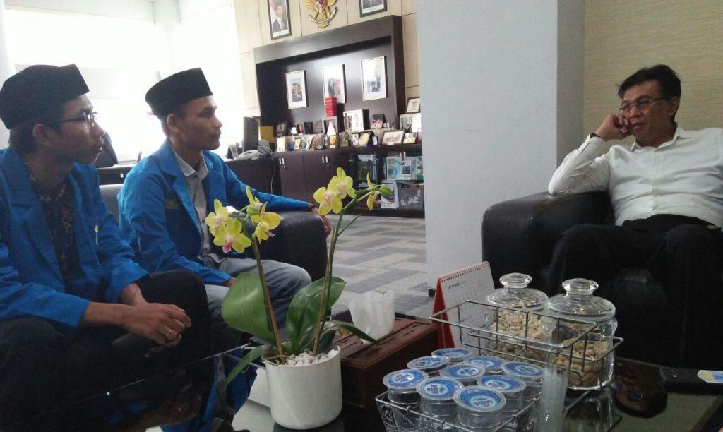 Ini Harapan Rektor Unsyiah Banda Aceh terhadap PMII