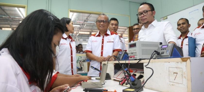 ASEAN Skills Competition Tingkatkan Kompetensi Tenaga Kerja Muda Indonesia