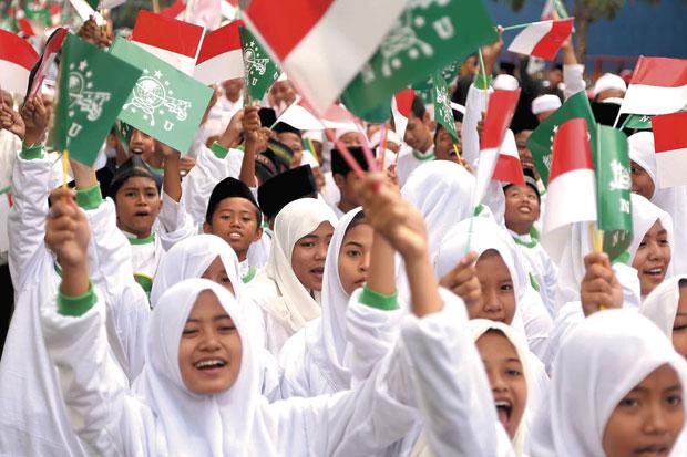 Wakil Duta Besar Jerman: Harus Bangga Jadi Umat Islam Indonesia
