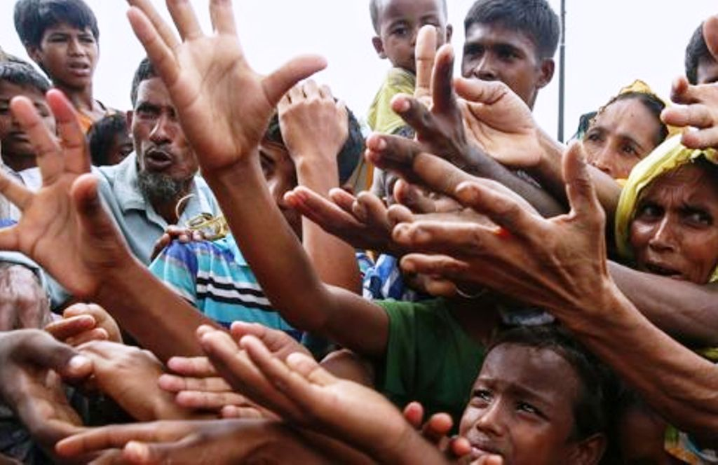 Maafkan Kami Rohingya