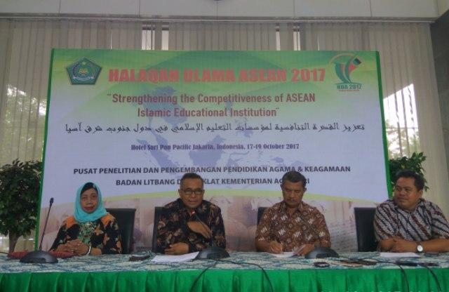 Halaqah Ulama ASEAN Kembali Digelar Kementerian Agama