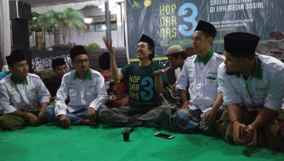 Santri se-Nusantara Hadiri Kopdarnas di Bandung