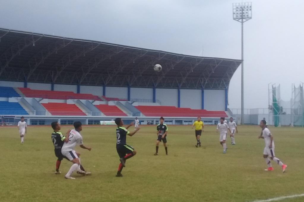 Bekuk Assalam lewat Adu Penalti, Darul Hikmah Lolos Semifinal