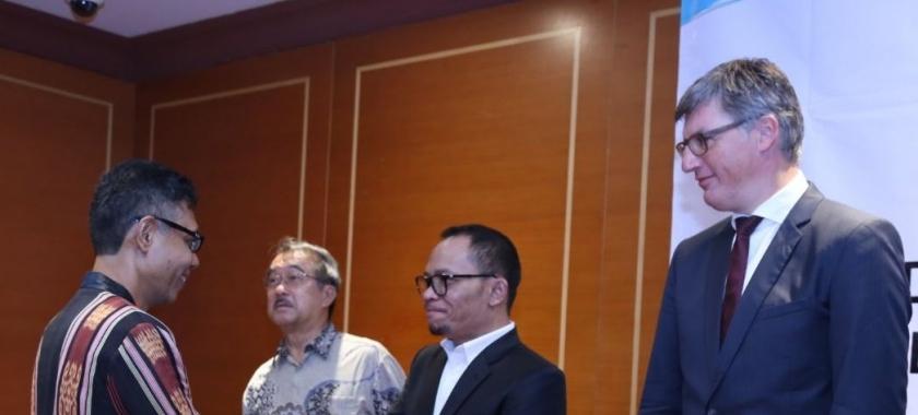 Menaker Dukung Kerjasama Vokasi Kadin Jerman-Indonesia