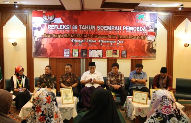 LKSB Jelaskan Problem Mendasar Bangsa Indonesia