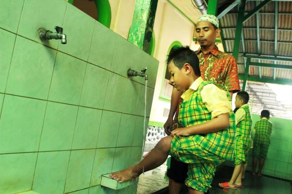 Angkat Tema Pembiasaan Berwudhu, Siswi SD Ta'mirul Raih Juara MAPSI Jateng