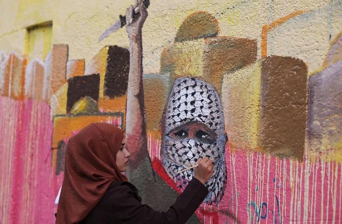 50 Tahun Palestina Berjuang untuk Kemerdekaan