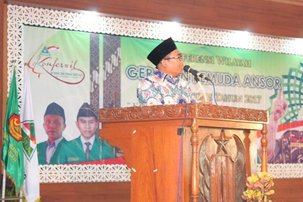 Bupati Pekalongan: GP Ansor Hendaknya Jadi Pelopor Pembangunan