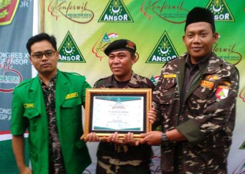 Ini PAC GP Ansor Terbaik Se-Indonesia
