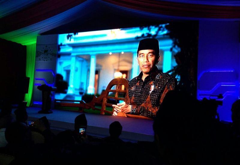 Presiden Harapkan Kemaslahatan Islam Nusantara untuk Indonesia dan Dunia