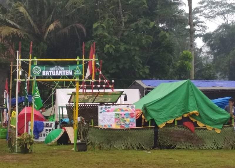 Perkuat Karakter, 500 Pelajar NU Cilongok Gelar Jambore Pelajar
