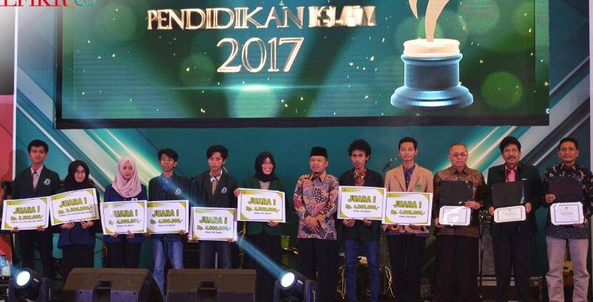 Alfikr, Majalah Universitas Nurul Jadid Paiton Juarai Kompetisi Pendidikan Islam