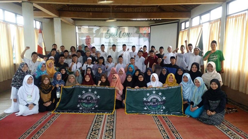 Bangkitkan Spiritualitas di Kalangan Mahasiswa, MATAN DKI Jakarta Gelar Suluk