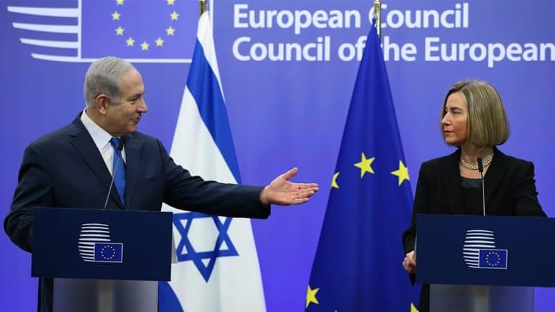 Uni Eropa Pun Tolak Akui Yerusalem sebagai Ibukota Israel