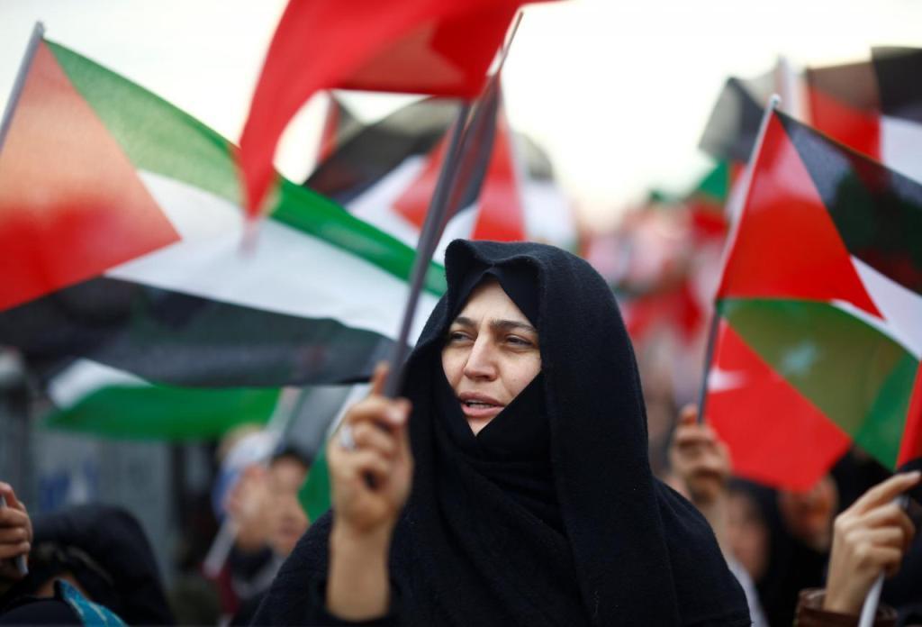 Palestina, Yerusalem, dan Perjuangan yang Tiada Henti